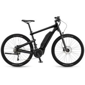Winora Yakun Plain sähköavusteinen kaupunkipyörä 27,5 , musta